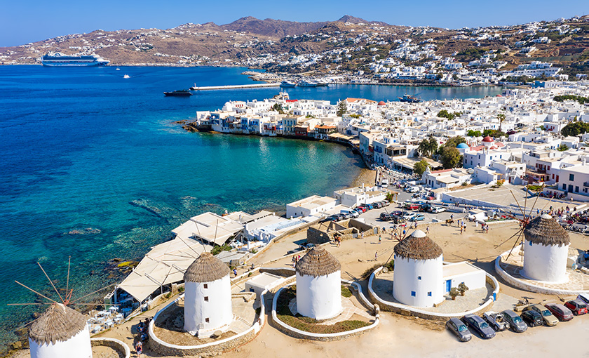 Mykonos Town – Fulfilling every holidaymaker's dream
